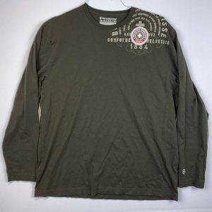 Victorinox Swiss Army Knife Mens XL L/S Tshirt